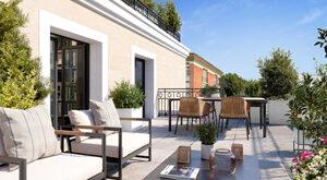 Programme immobilier neuf de 1 à 3 pièces St Maur Des Fosses