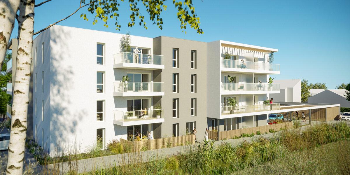 Appartement à vendre : Notre-dame-de-monts . 41.5 m² . 2 pièces