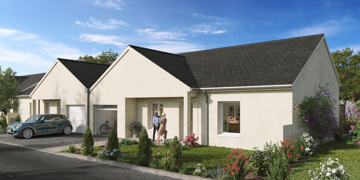 Maison à vendre : Bourges . 50.4 m² . 2 pièces