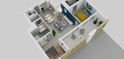 Programme immobilier neuf de 3 à 5 pièces Montpellier