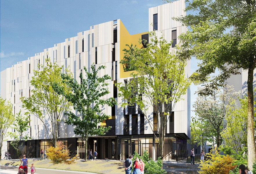 Appartement à vendre : Montpellier . 18 m² . 1 pièce / studio