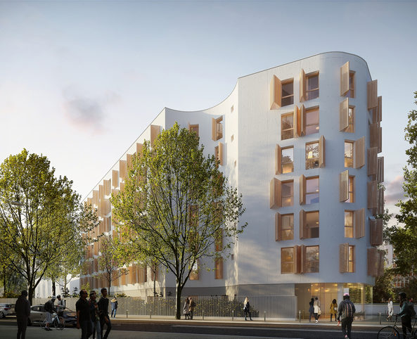RESIDENCE ETUDIANTE CREA Montpellier | Photo 1/4