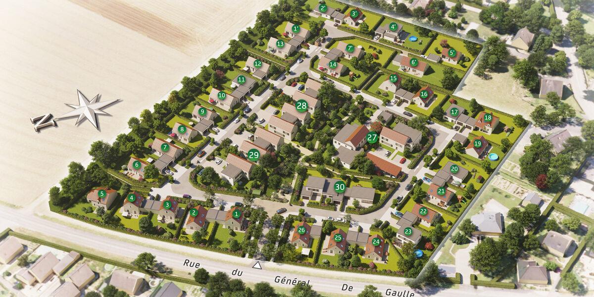Terrain Constructible à vendre : Dietwiller