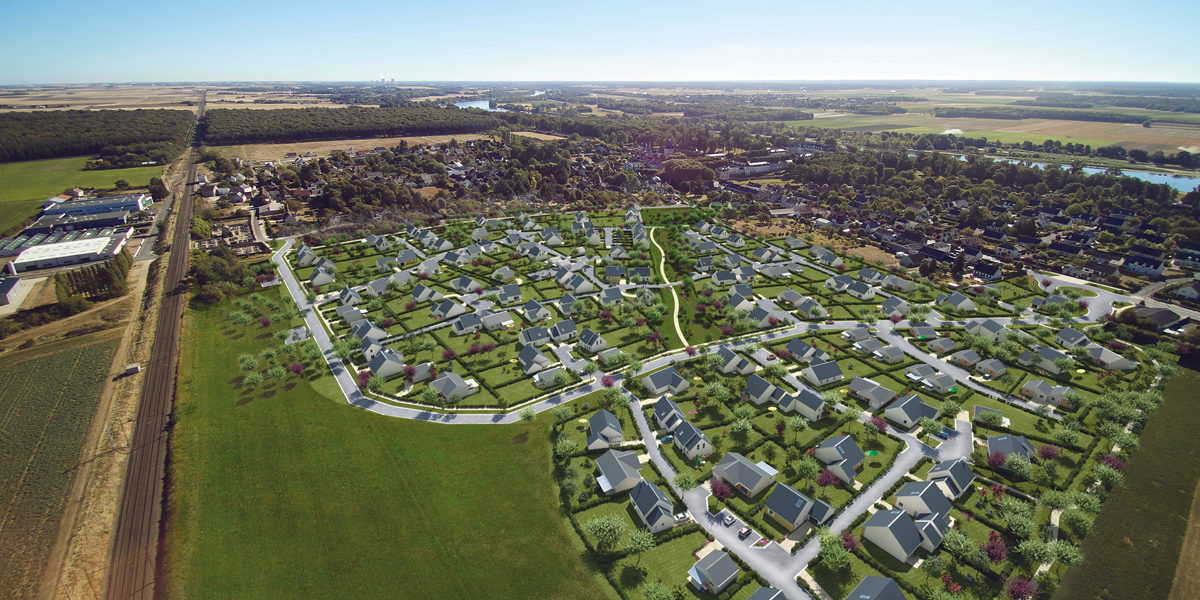 Terrain Constructible à vendre : Menars . 631 m²
