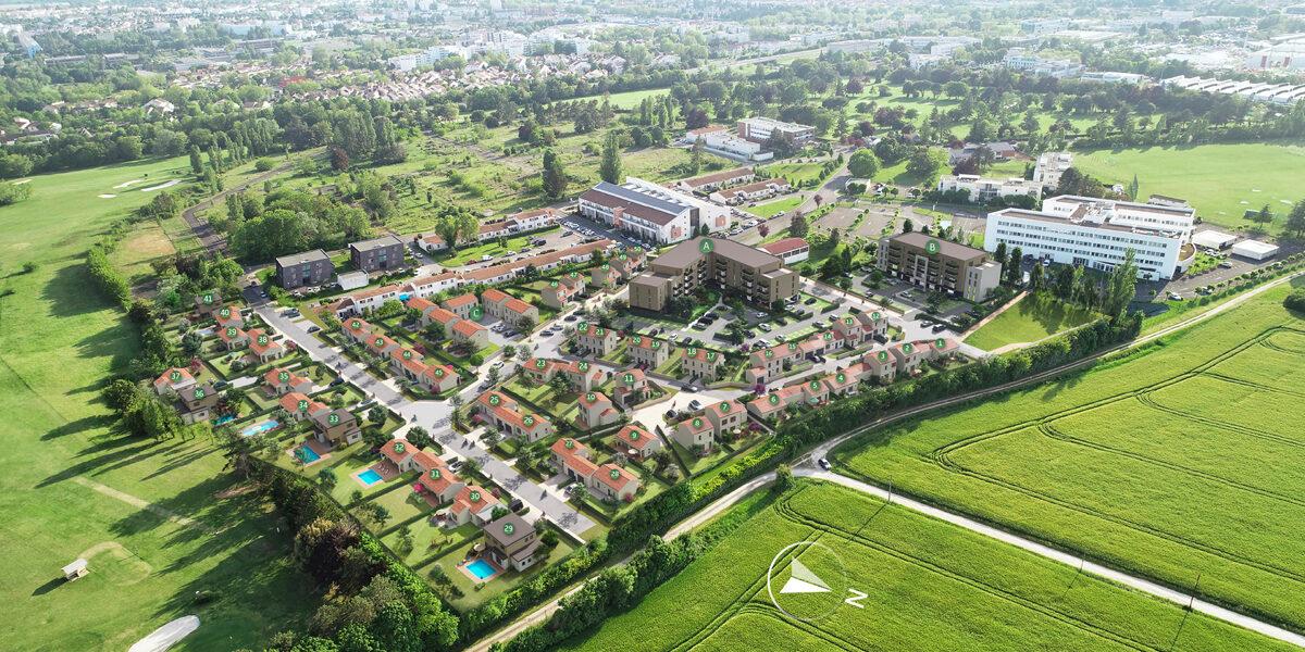 Terrain Constructible à vendre : Poitiers . 205 m²