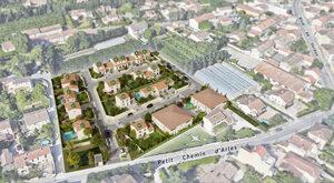 Programme immobilier neuf Rognonas