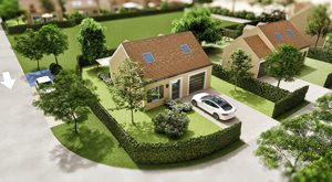 Programme immobilier neuf St Vrain