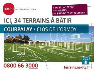 Programme immobilier neuf CLOS DE L'ORMOY - COURPALAY
