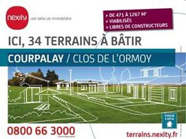 Programme immobilier neuf Courpalay