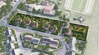 Terrain Constructible à vendre : Moret-sur-Loing . 500 m²