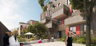 Programme immobilier neuf de 1 à 5 pièces Bretigny Sur Orge