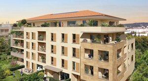 Programme immobilier neuf de 1 à 4 pièces Aix En Provence