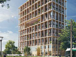 Programme immobilier neuf WOOD UP - PARIS