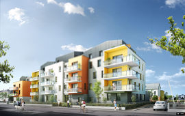 Programme immobilier neuf St Louis