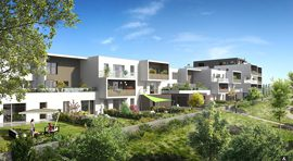 Programme immobilier neuf Huningue