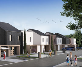 Programme immobilier neuf Thionville