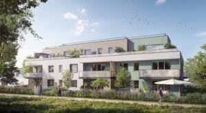 Programme immobilier neuf Geispolsheim