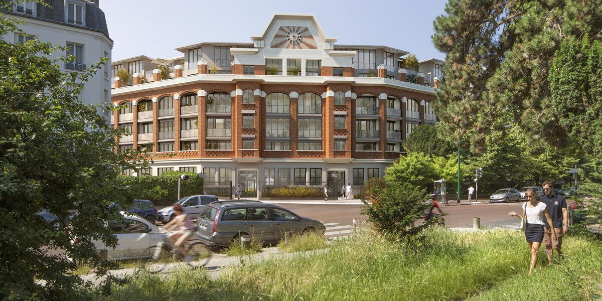 Appartement à vendre : Charenton-le-pont . 34.93 m² . 1 pièce / studio