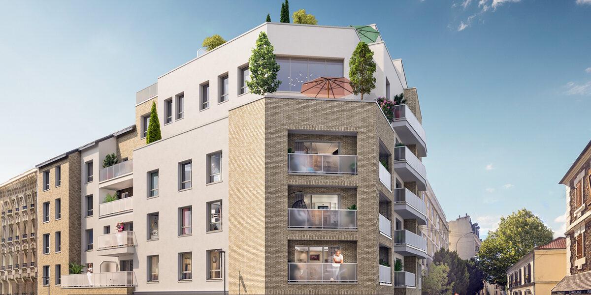 Appartement à vendre : Nogent-sur-marne . 27.64 m² . 1 pièce / studio