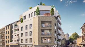 Programme immobilier neuf de 1 à 5 pièces Nogent Sur Marne
