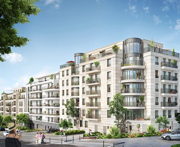 plan appartement nexity