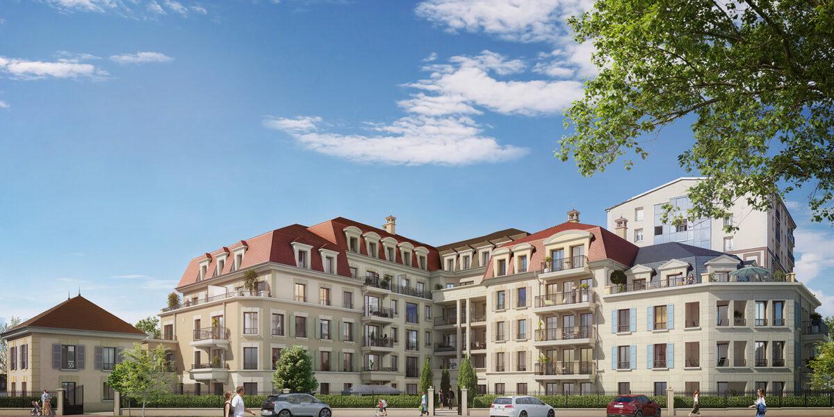 Appartement à vendre : Clamart . 41.39 m² . 2 pièces