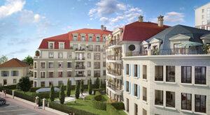 Programme immobilier neuf de 2 à 6 pièces Clamart