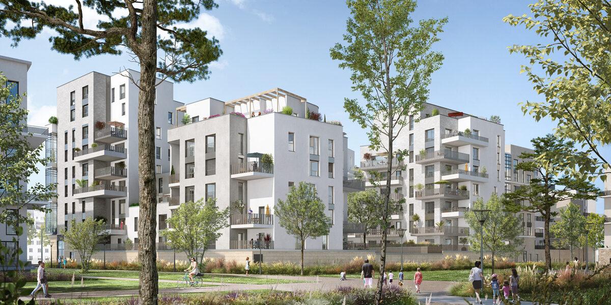 Appartement à vendre : Colombes . 41.8 m² . 2 pièces
