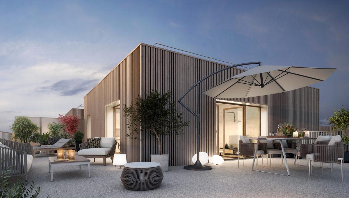Appartement à vendre à Meudon . 32.2 m² . 1 pièce / studio