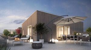Programme immobilier neuf de 1 à 5 pièces Meudon