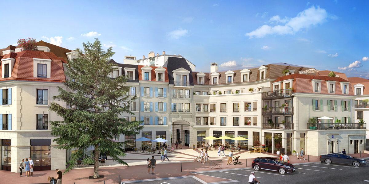 Appartement à vendre : Clamart . 34.86 m² . 2 pièces