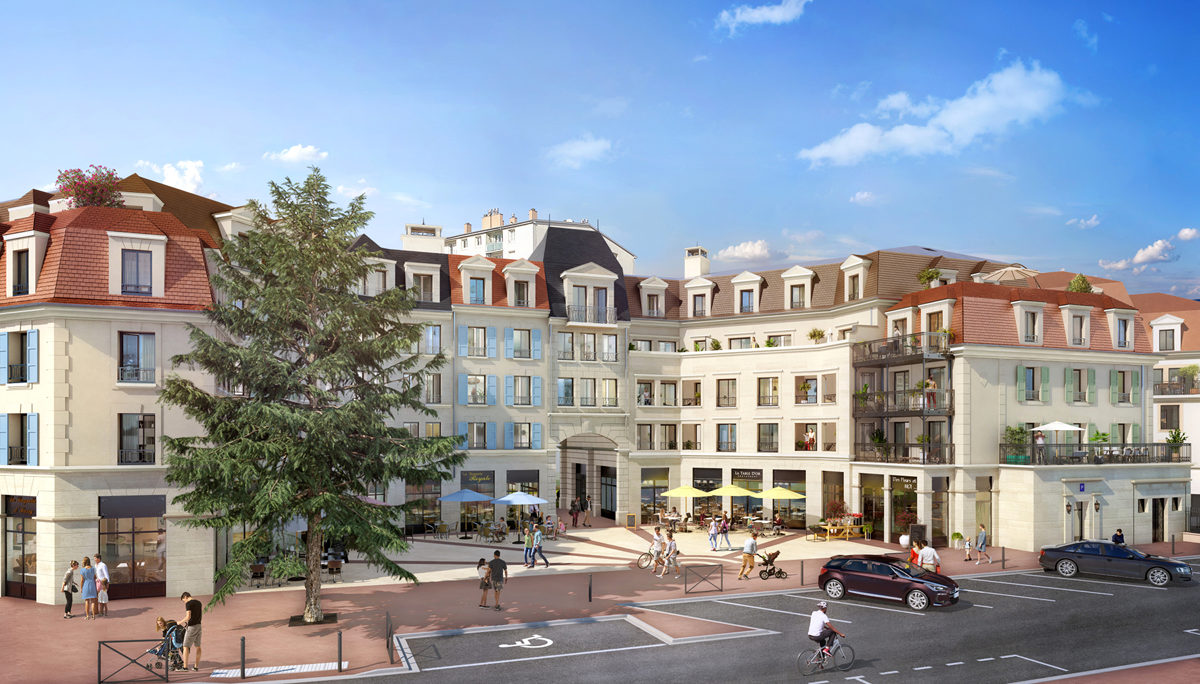 Appartement à vendre à Clamart . 40.97 m² . 2 pièces