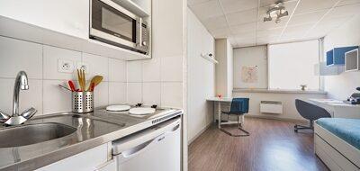 Location Appartement 1 pièce de 18 m² Tours