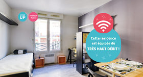 Appartement 1pcs 75019 PARIS