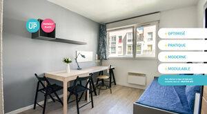 Location Appartement 1 pièce de 18 m² Courbevoie