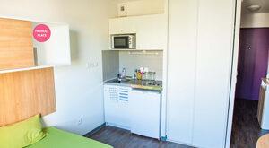 Location Appartement 1 pièce de 19 m² Marseille