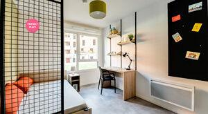 Location Appartement 1 pièce de 18 m² Toulouse