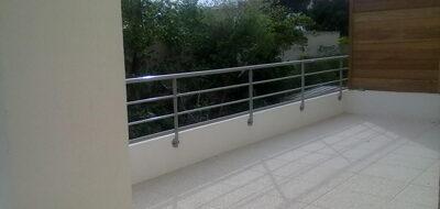 Appartement 3 pièces de 60 m² Marseille à vendre