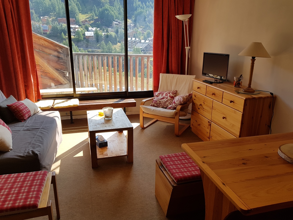 Appartement 1pcs 04260 LA FOUX D'ALLOS