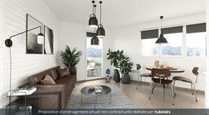 Appartement 3 pièces de 58.84 m² Marseille à vendre