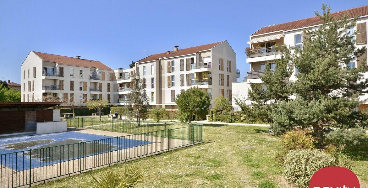 Appartement à vendre : Belleville . 38.56 m² . 2 pièces