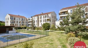 Appartement 2 pièces de 38.56 m² Belleville à vendre