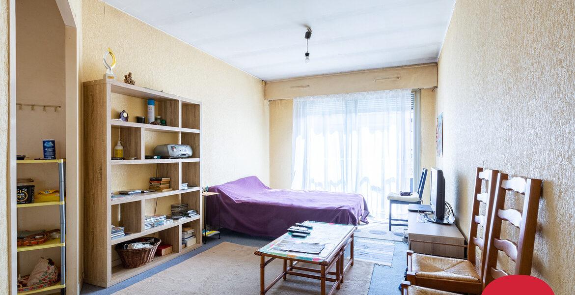 Appartement à vendre : Angers . 24.66 m² . 1 pièce / studio