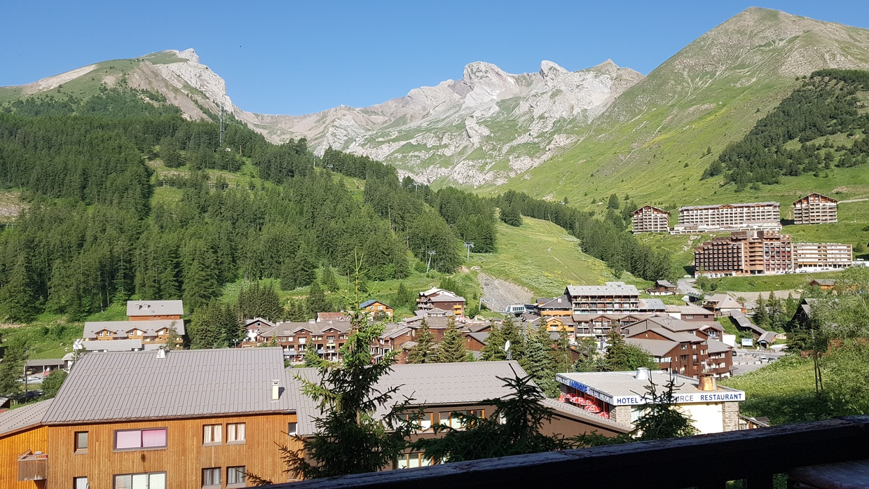 Appartement 2pcs 04260 LA FOUX D'ALLOS